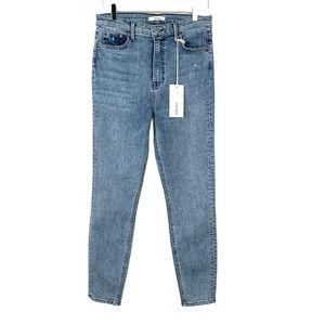 Grlfrnd Kendall High Rise Super Skinny Jeans